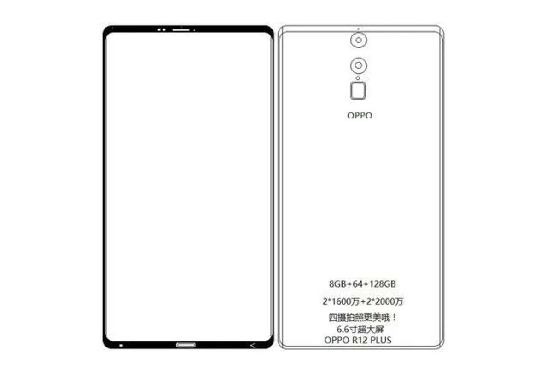 oppo edge-to-edge phone leak