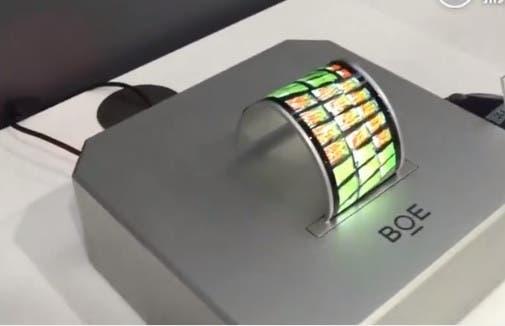 BOE OLED Display