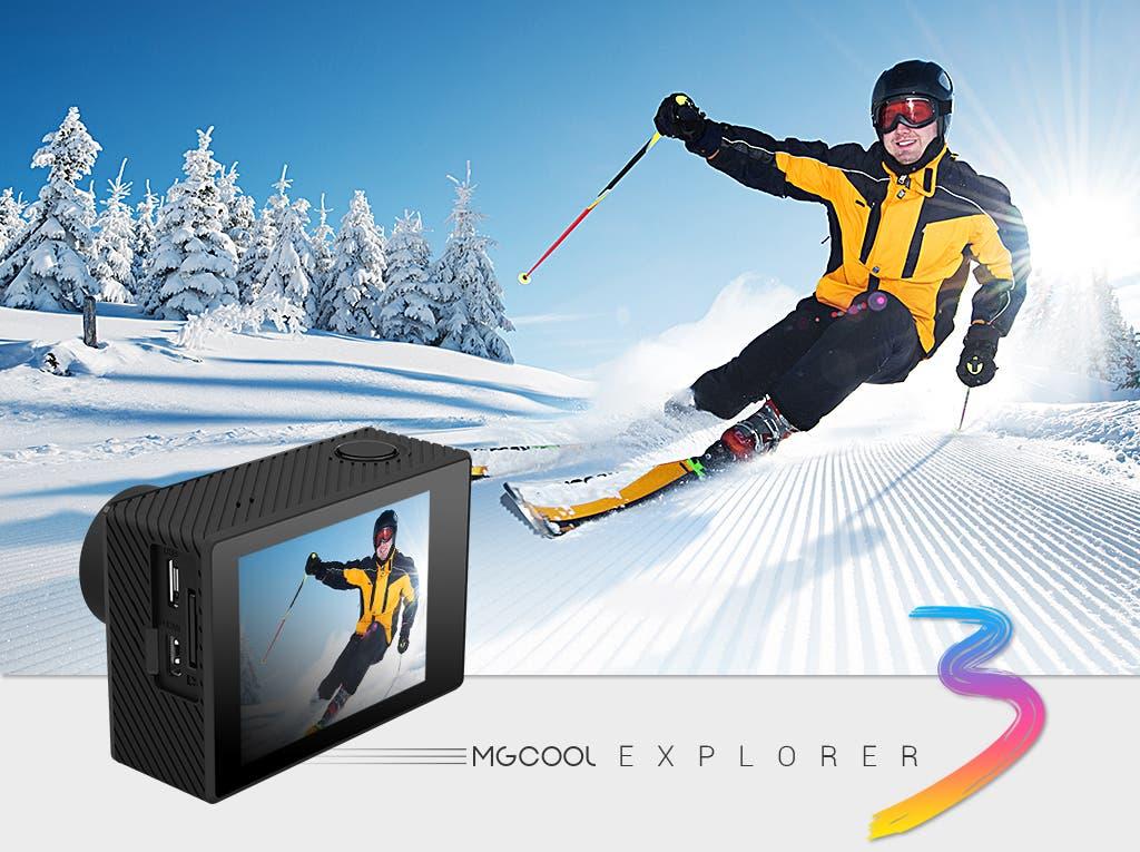 MGCOOL Explorer Camera