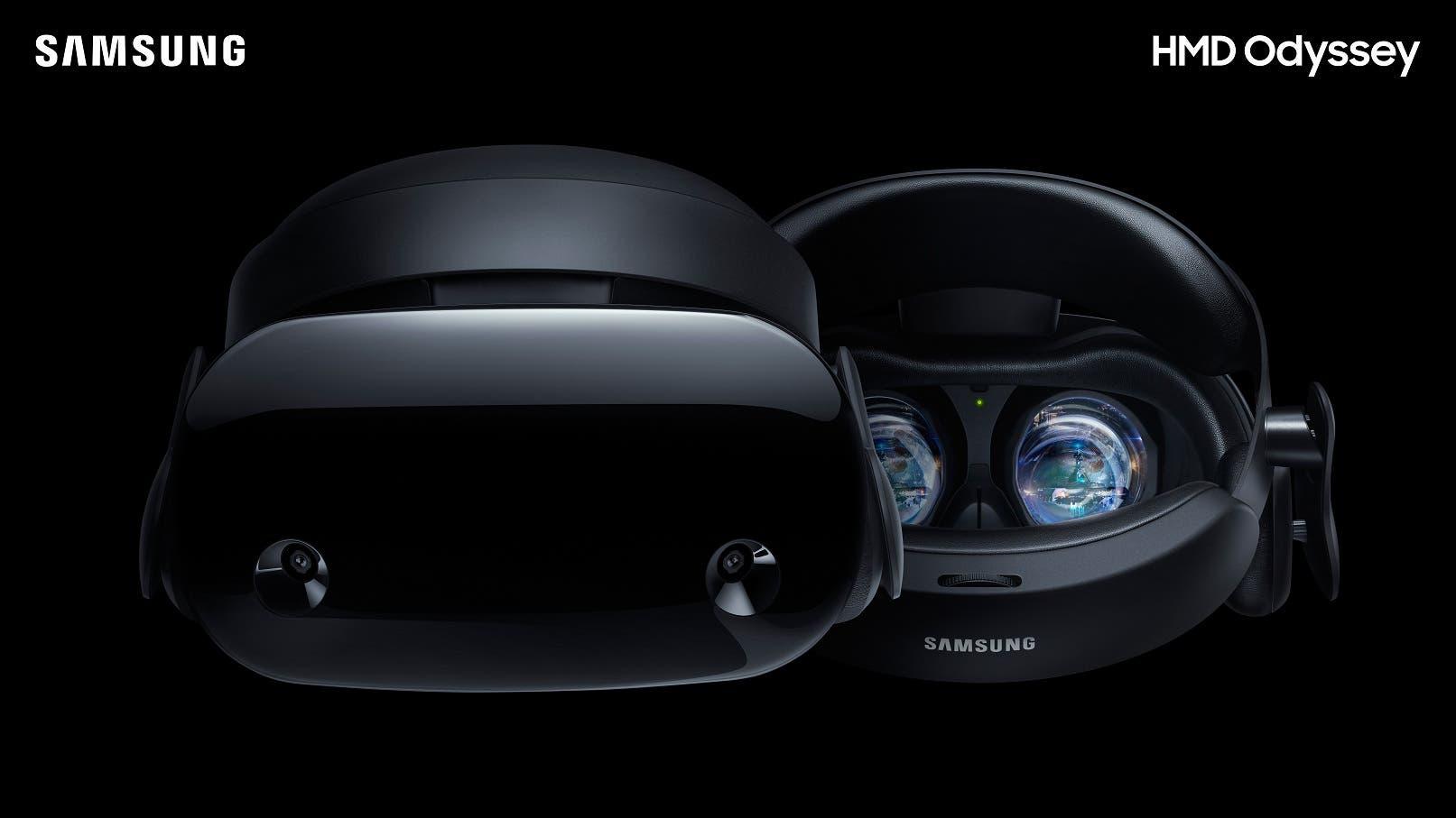 Samsung HMD Odyssey Windows Mixed Reality