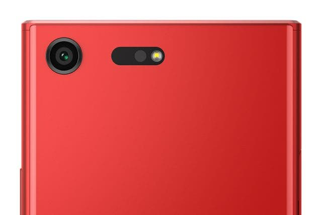 xperia XZ premium red