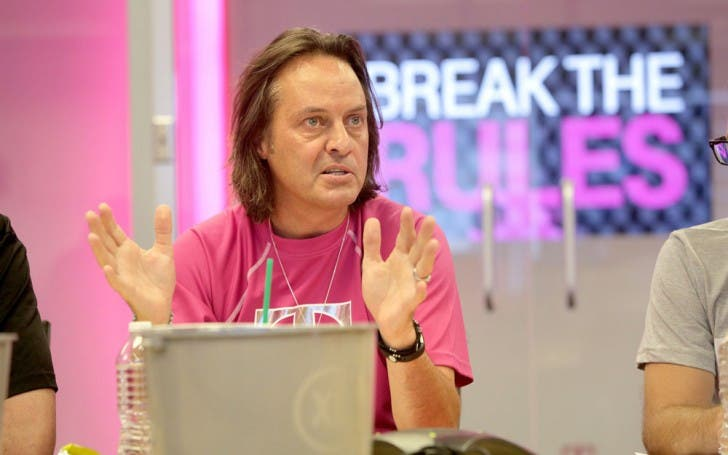 T-Mobile CEO: John Legere
