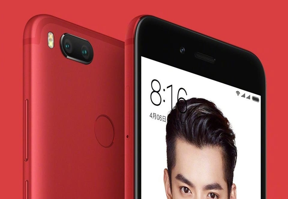 xiaomi mi 5x special edition announced to hit the market
