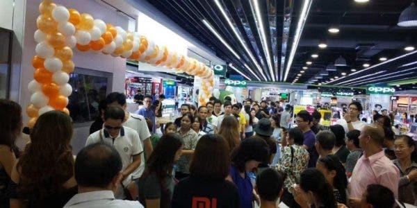 Xiaomi Mi Store opens in Thailand 1