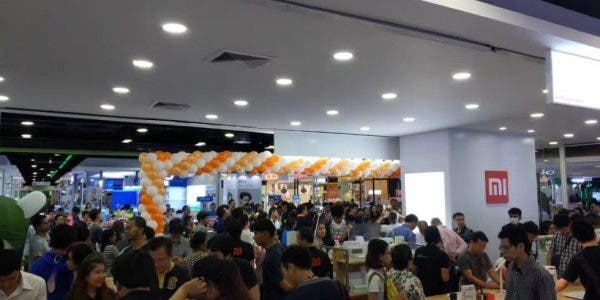 Xiaomi Mi Store opens in Thailand 2