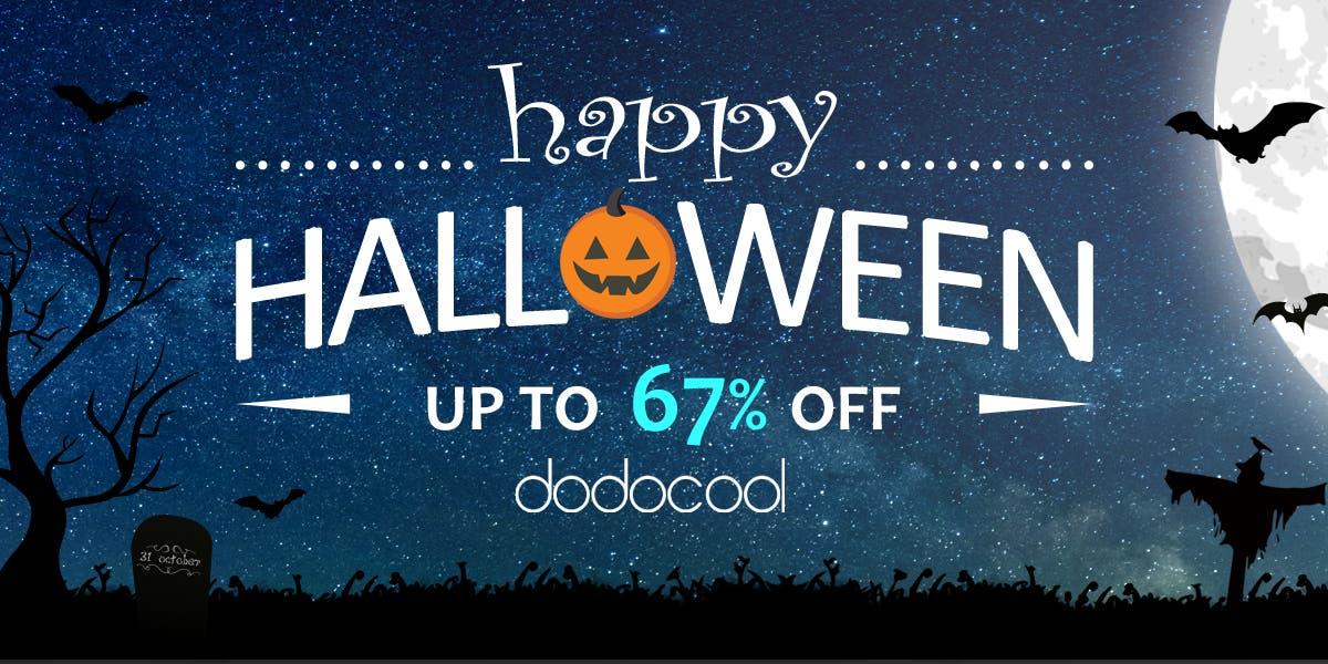 Dodocool Happy Halloween