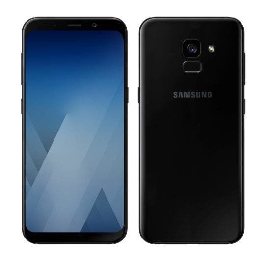 samsung 39 s galaxy a5 2018 and a7 2018 render leaks. Black Bedroom Furniture Sets. Home Design Ideas