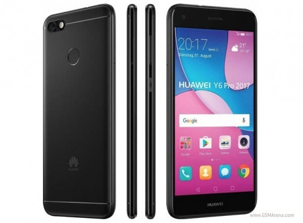 huawei y6 pro 2017 launched in europe. Black Bedroom Furniture Sets. Home Design Ideas