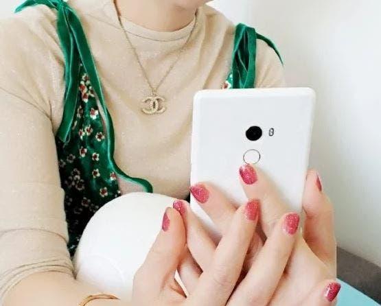 Xiaomi Mi Mix 2 Ceramic White