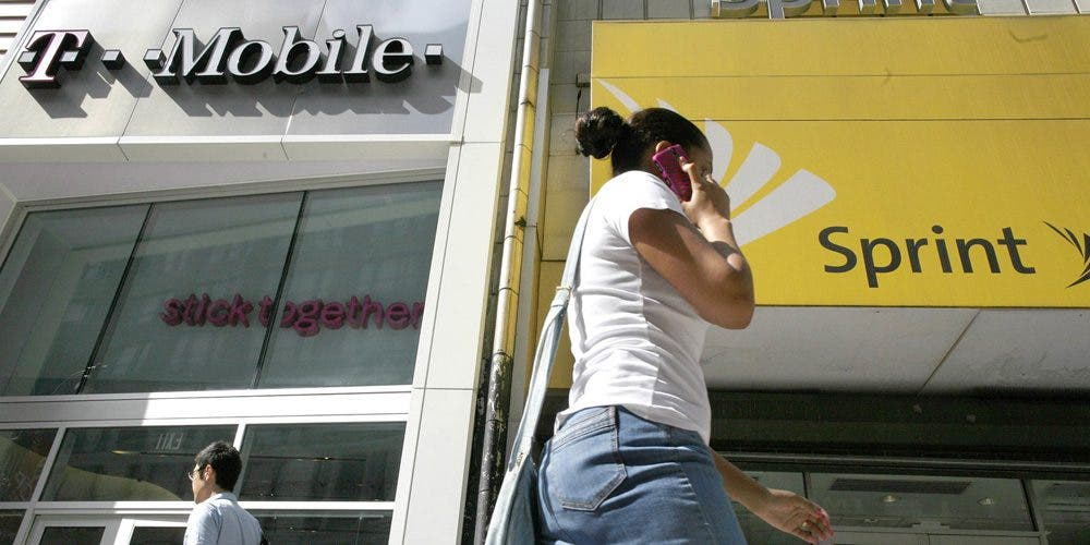 spring t-mobile merger