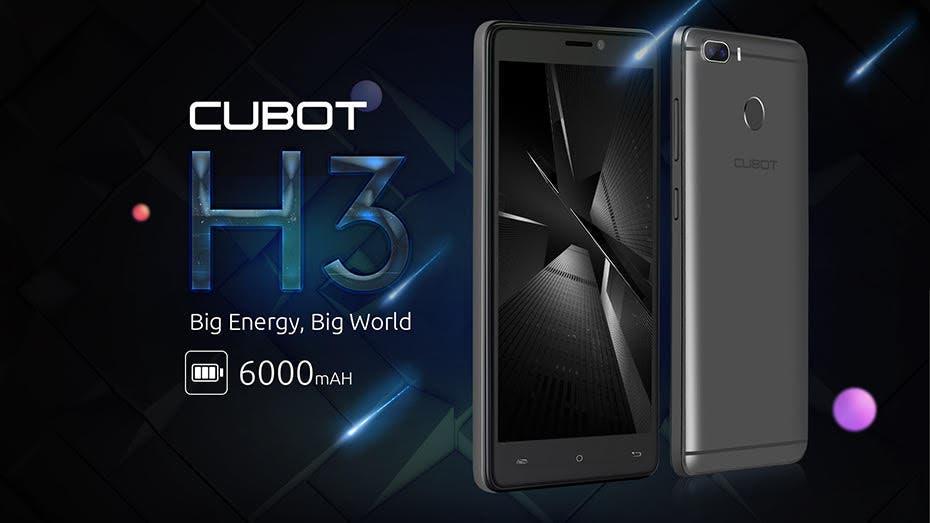 Cubot H3