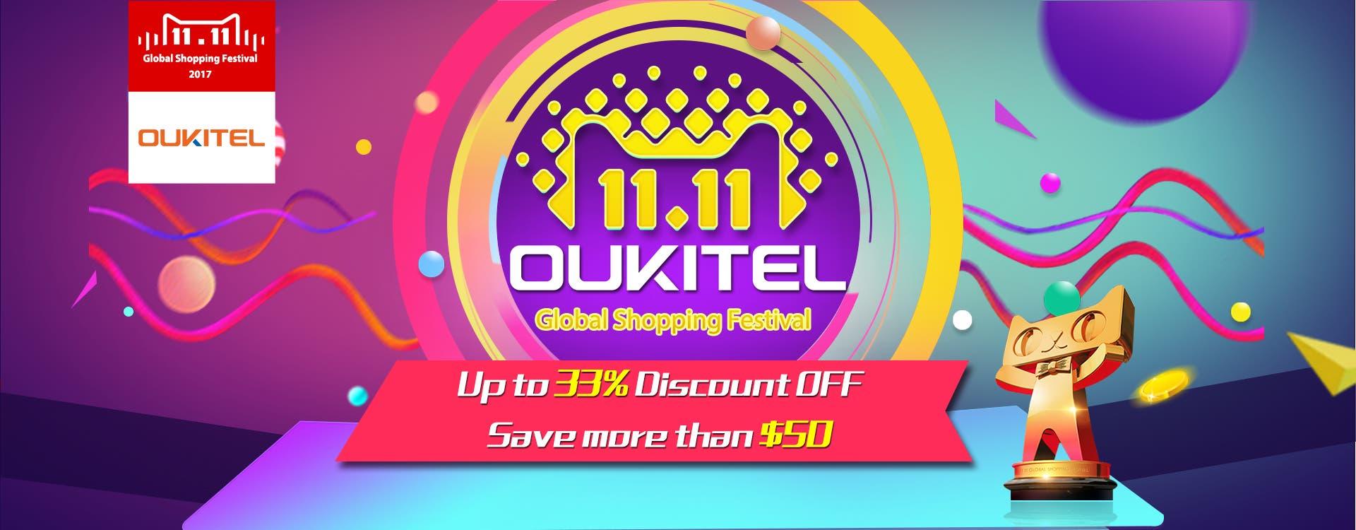OUKITEL 11.11