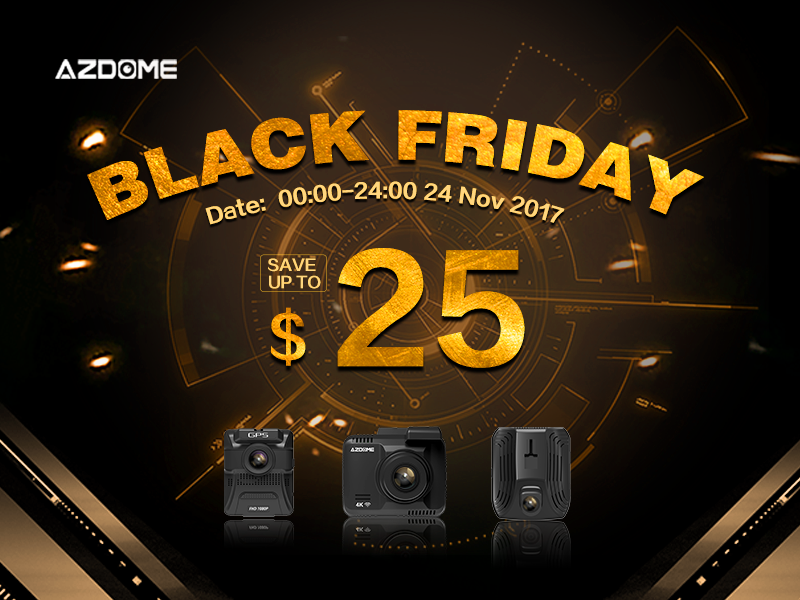 Azdome Black Friday