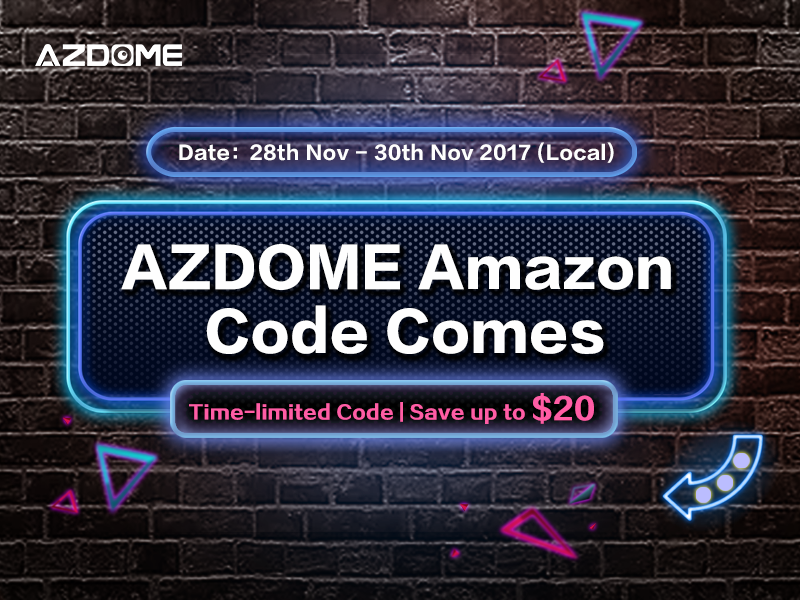 AZDOME Coupons Galore