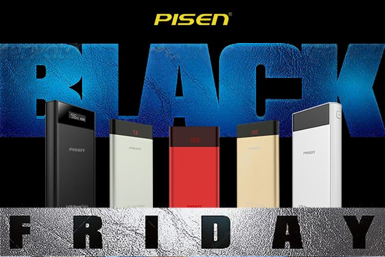 Pisen Black Friday