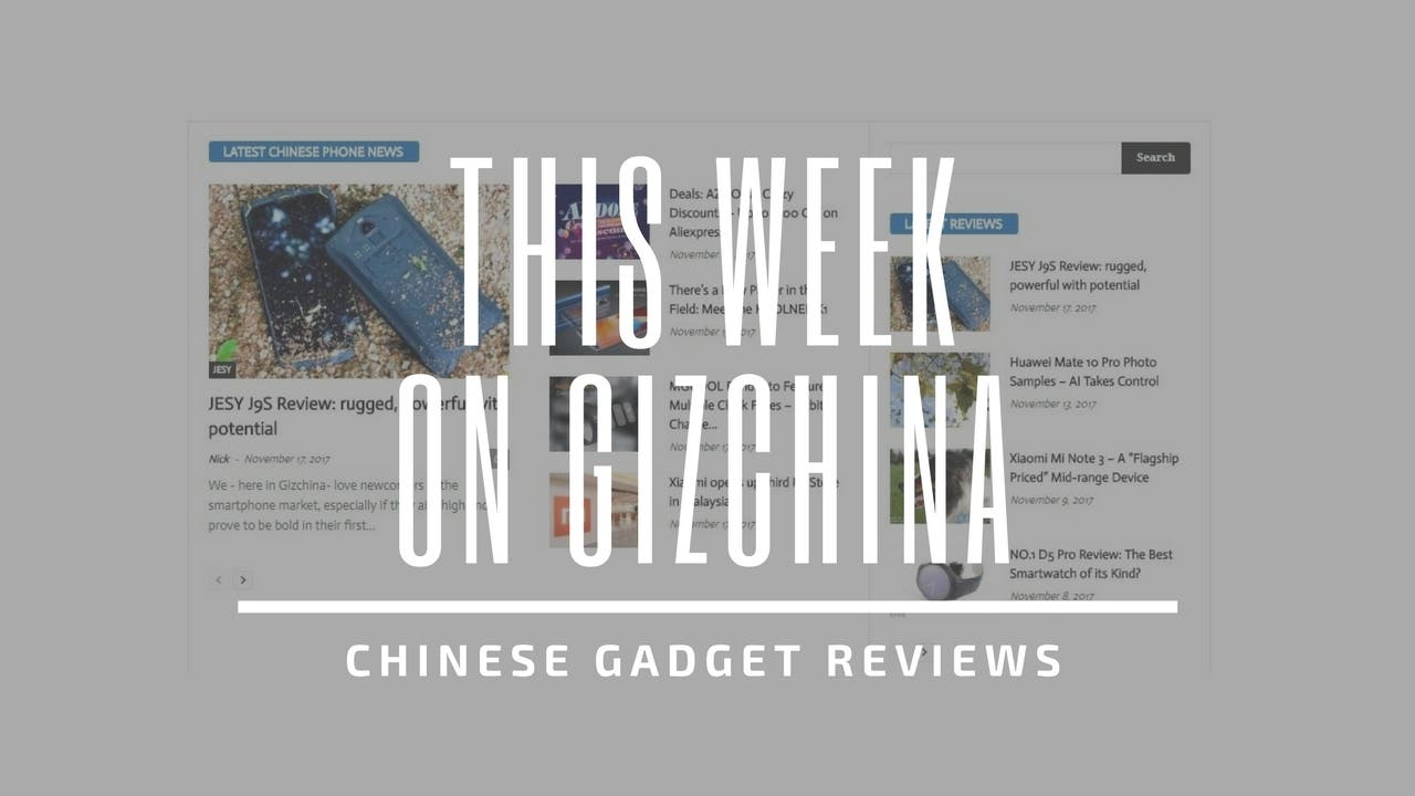 This Week on GizChina