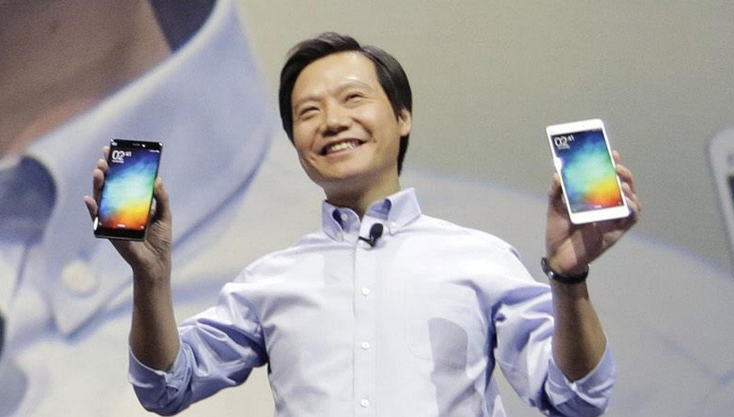 Lei Jun Xiaomi CEO