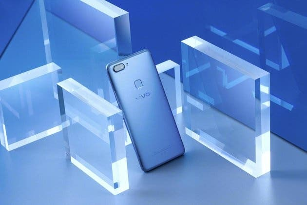 Vivo X20 Blue