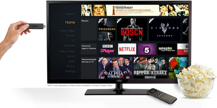 Amazon Fire TV Stick Basic