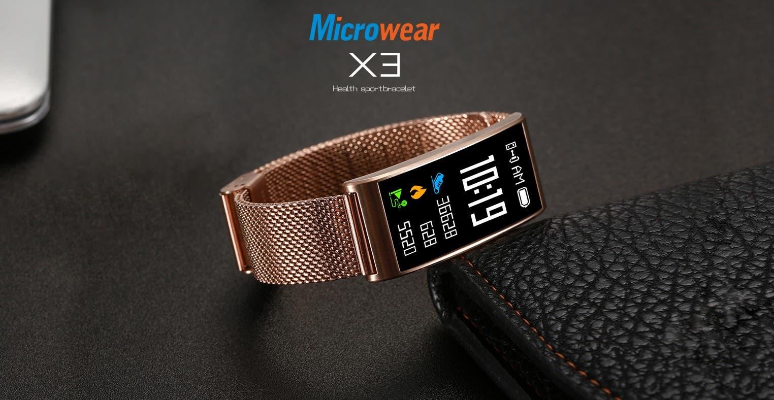 Microwear X3