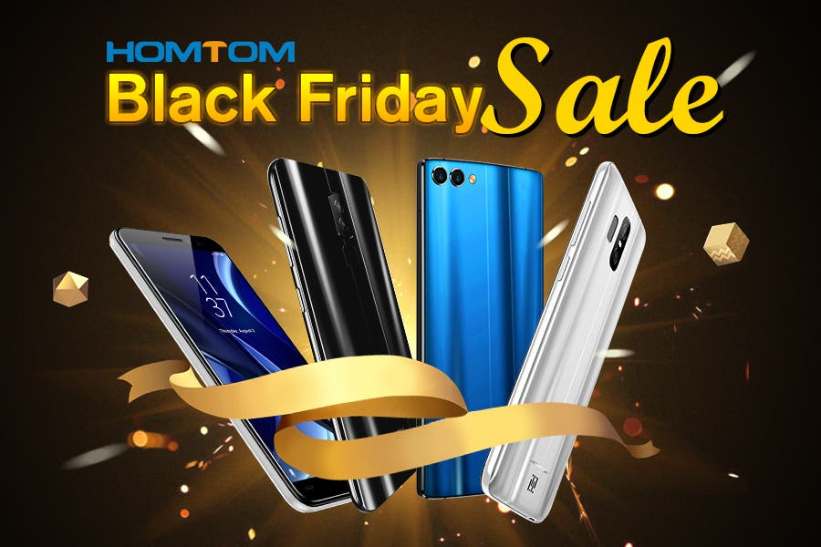 HOMTOM Black Friday