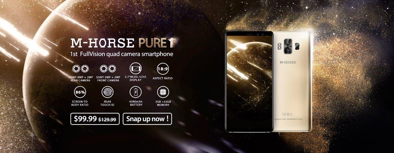 M-Horse Pure 1