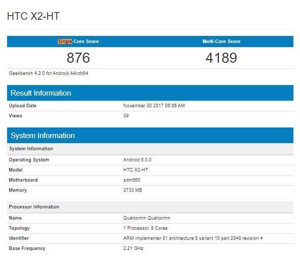 HTC X2-HT