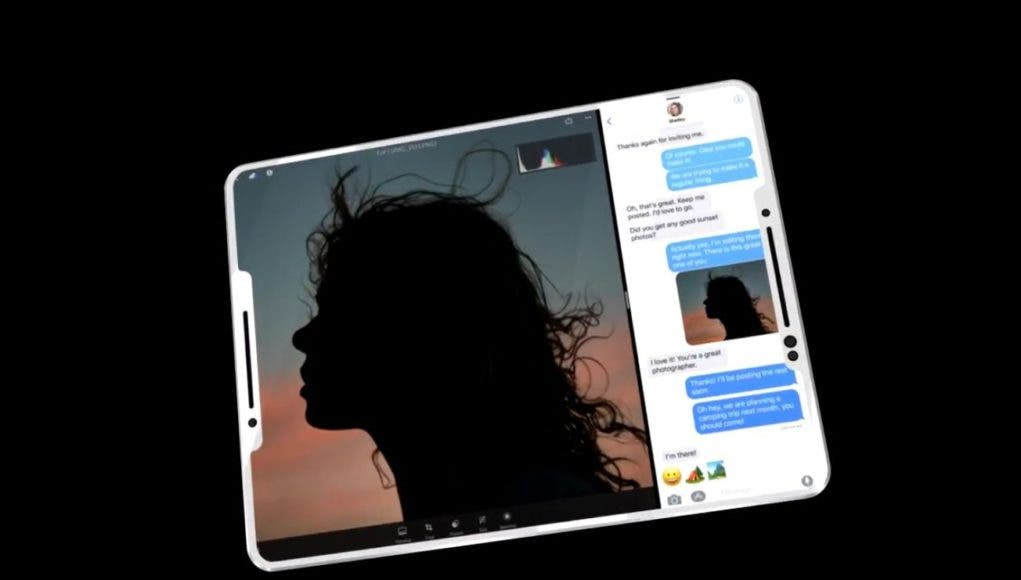 ipad with face id