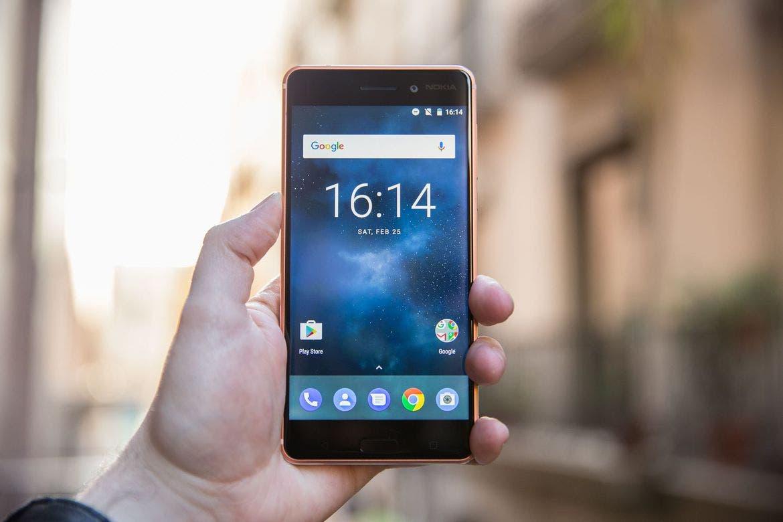 Nokia 6 Android Oreo