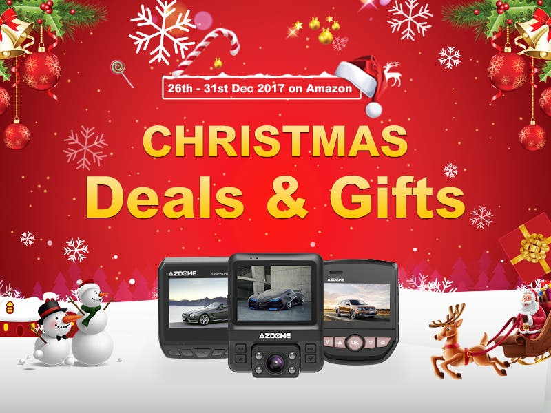 AZDOME Christmas Deals
