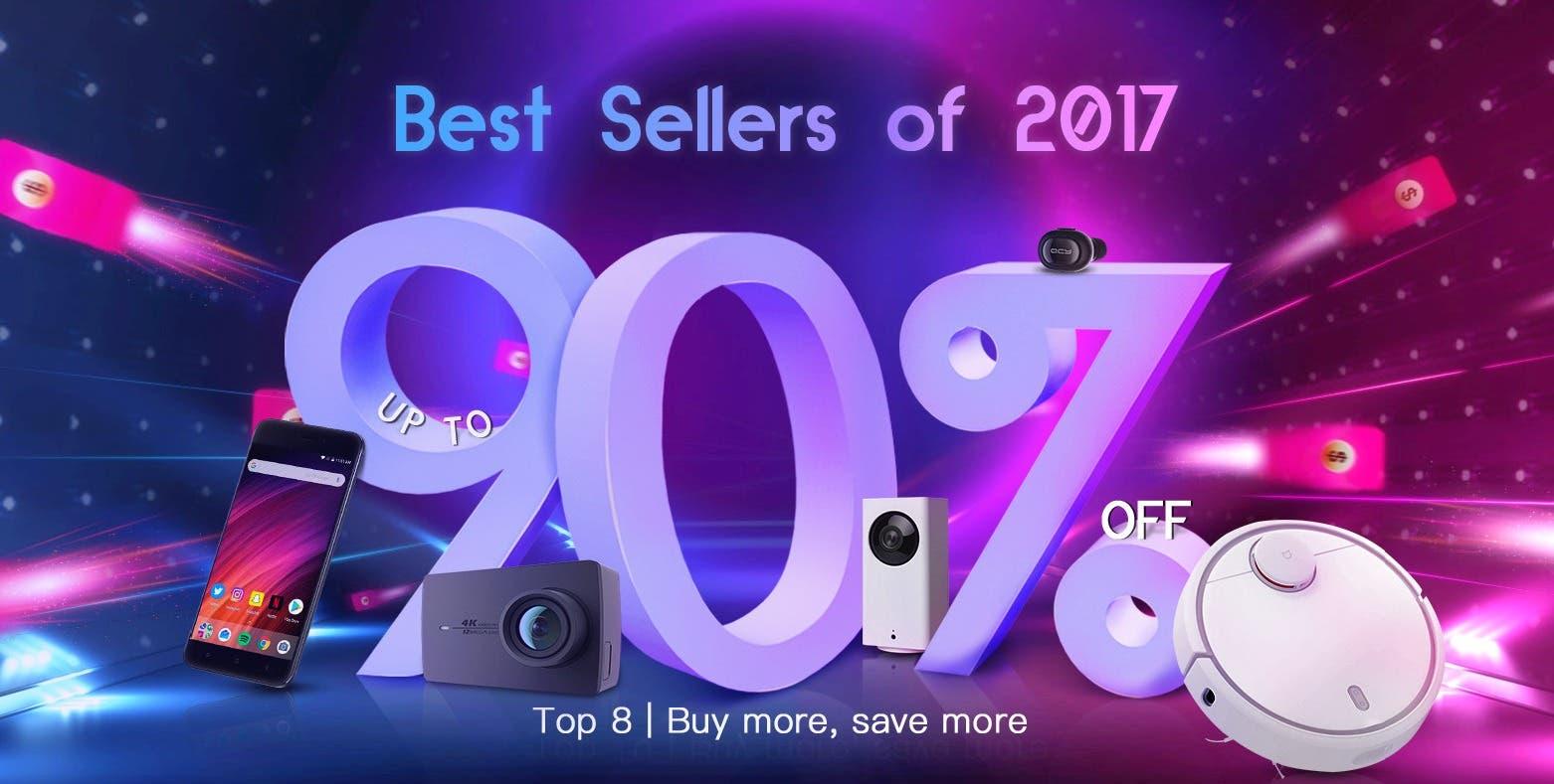 Geekbuying best sellers