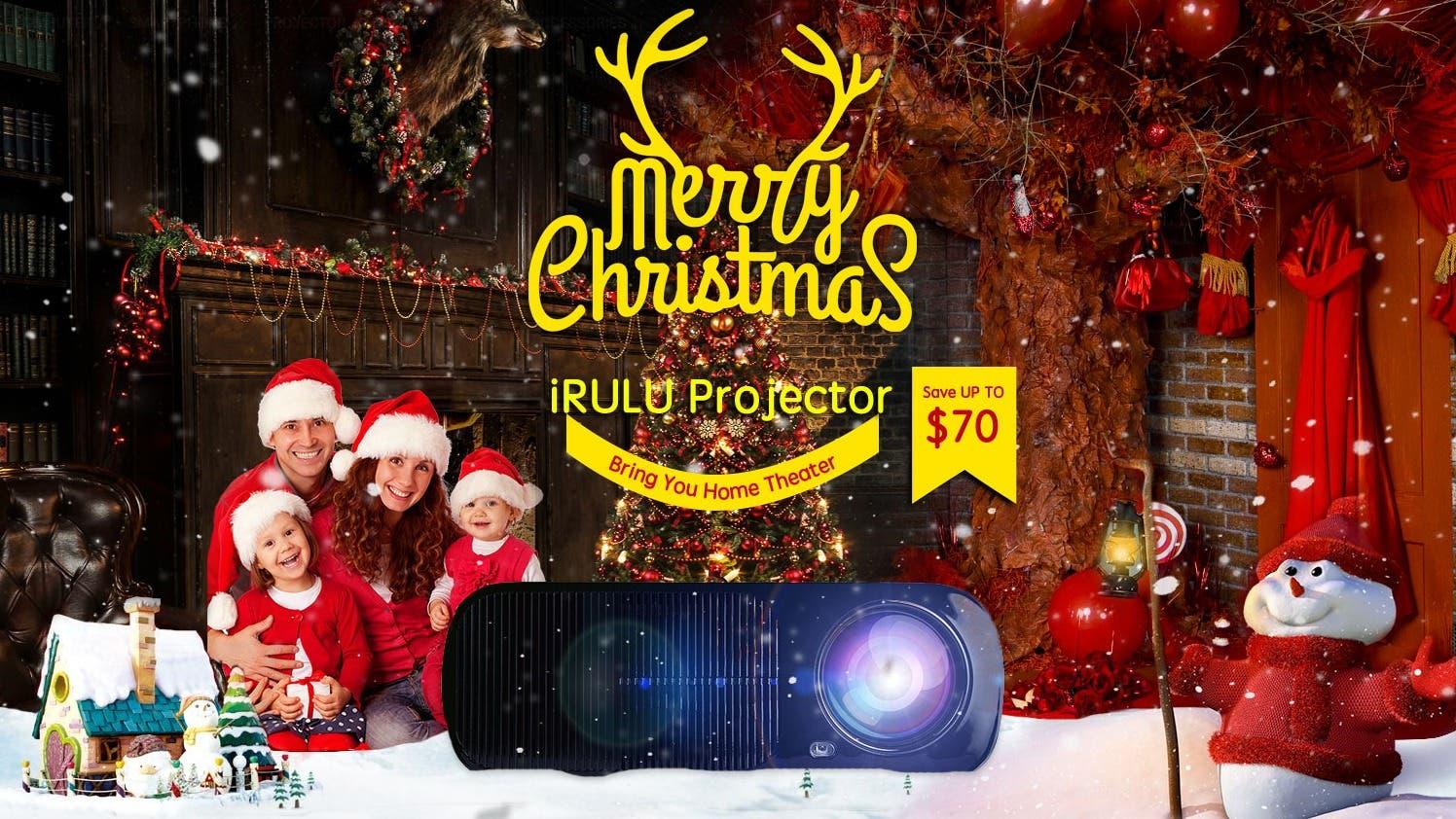 iRulu Projectors