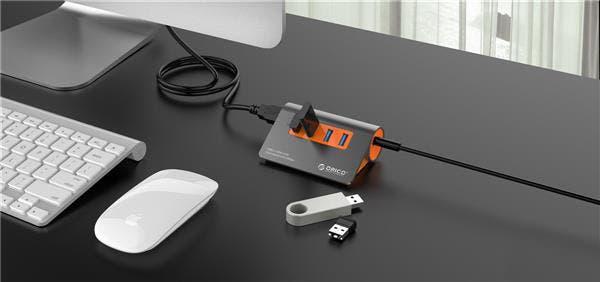 ORICO USB3.1 Gen2 full-featured HUB