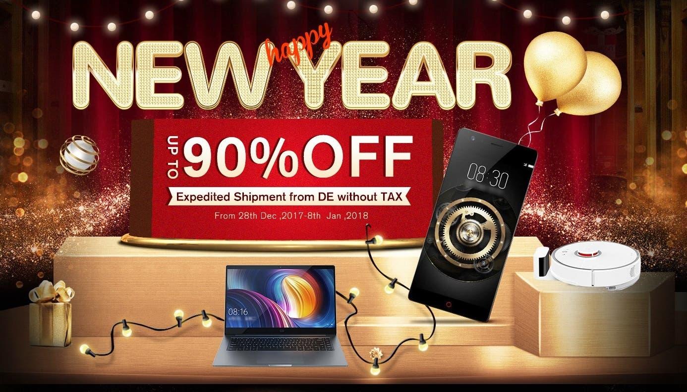 Geekmaxi New Year