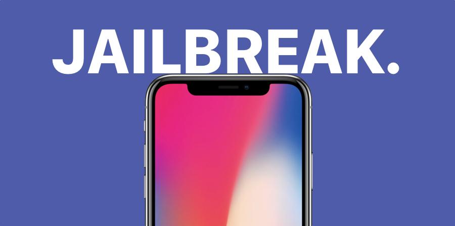 iPhone X-jailbreak