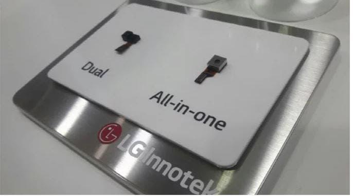 LG G7 scanner