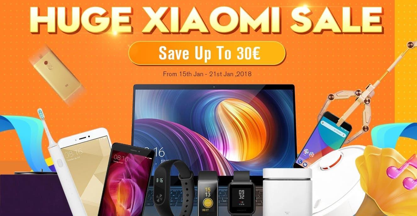 Geekmaxi Huge Xiaomi Sale