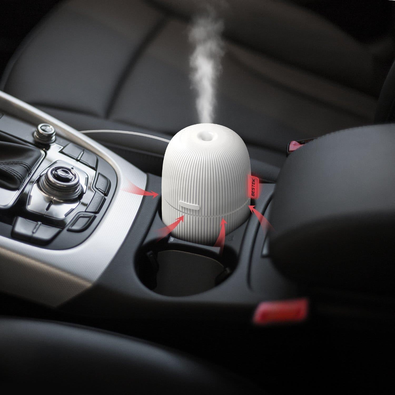 Bestek USB Car Aromatherapy Essential Oil Diffuser