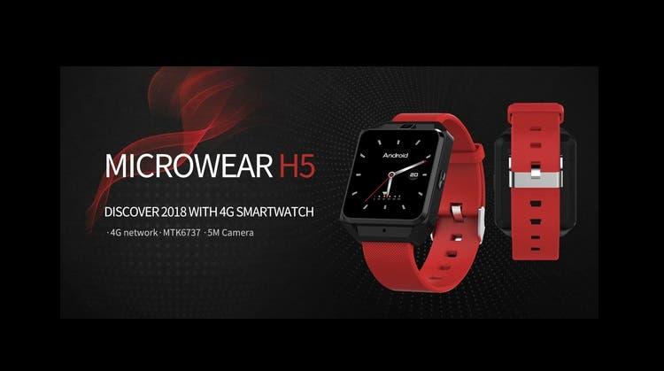 Microwear H5 4G