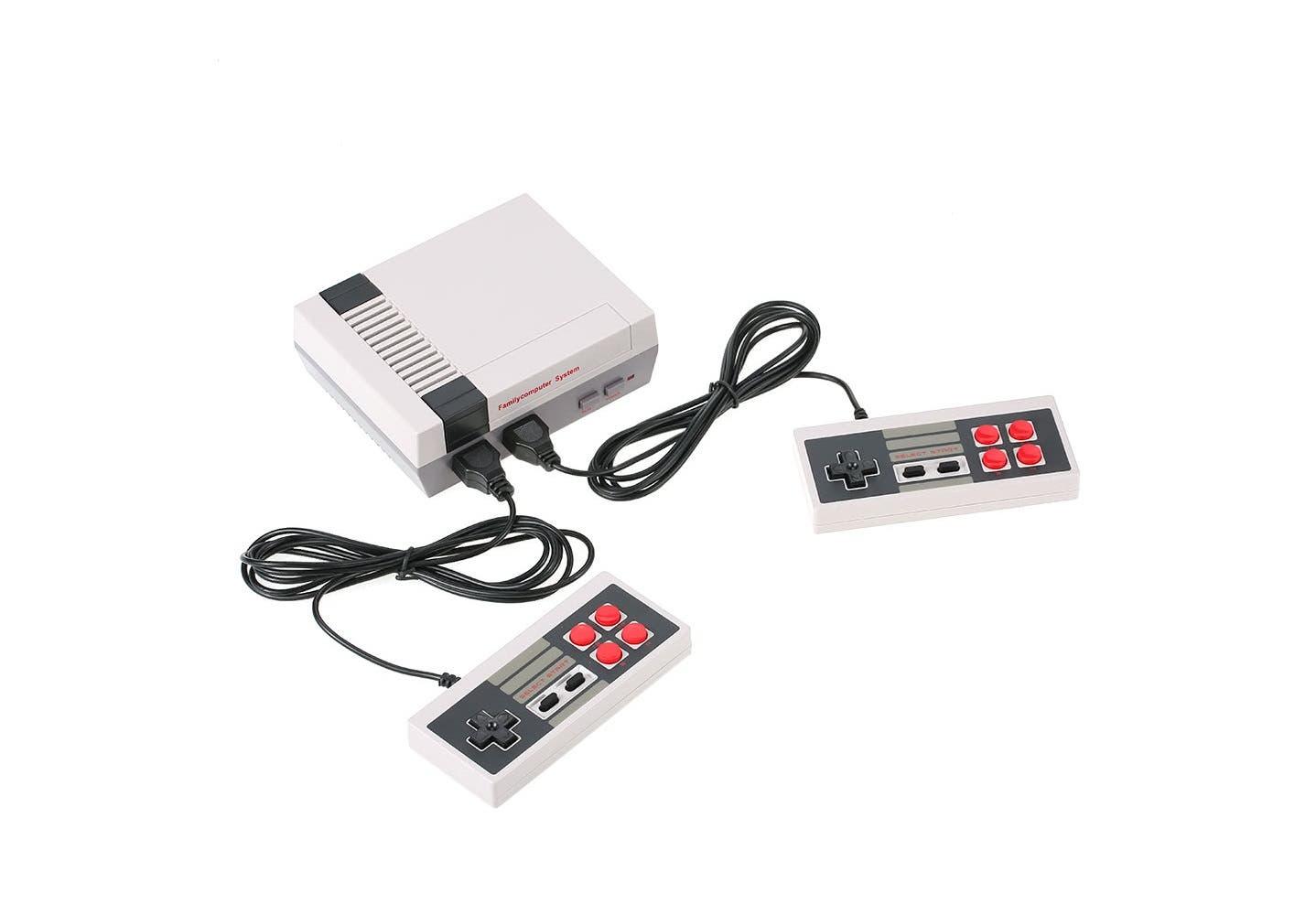 NES Family Recreation Video Game Machine