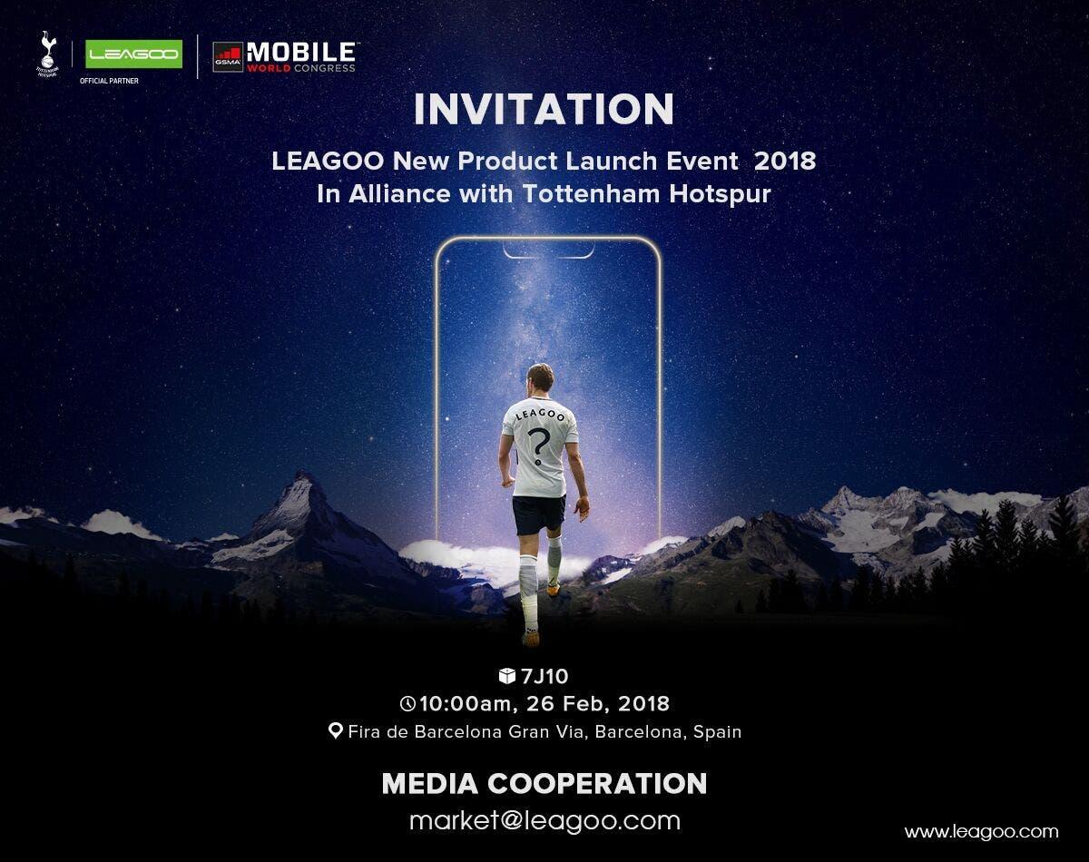LEAGOO MWC 2018