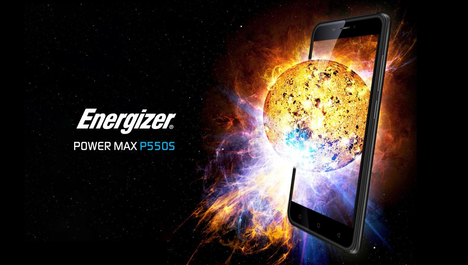 Energizer® POWER MAX P550S