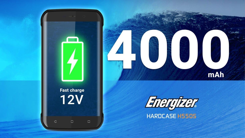 Energizer® Hardcase H550S