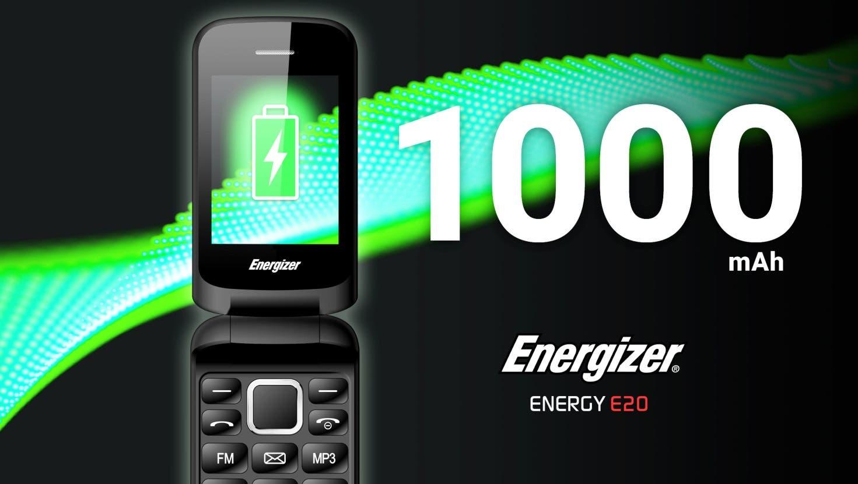 Energizer® ENERGY E20