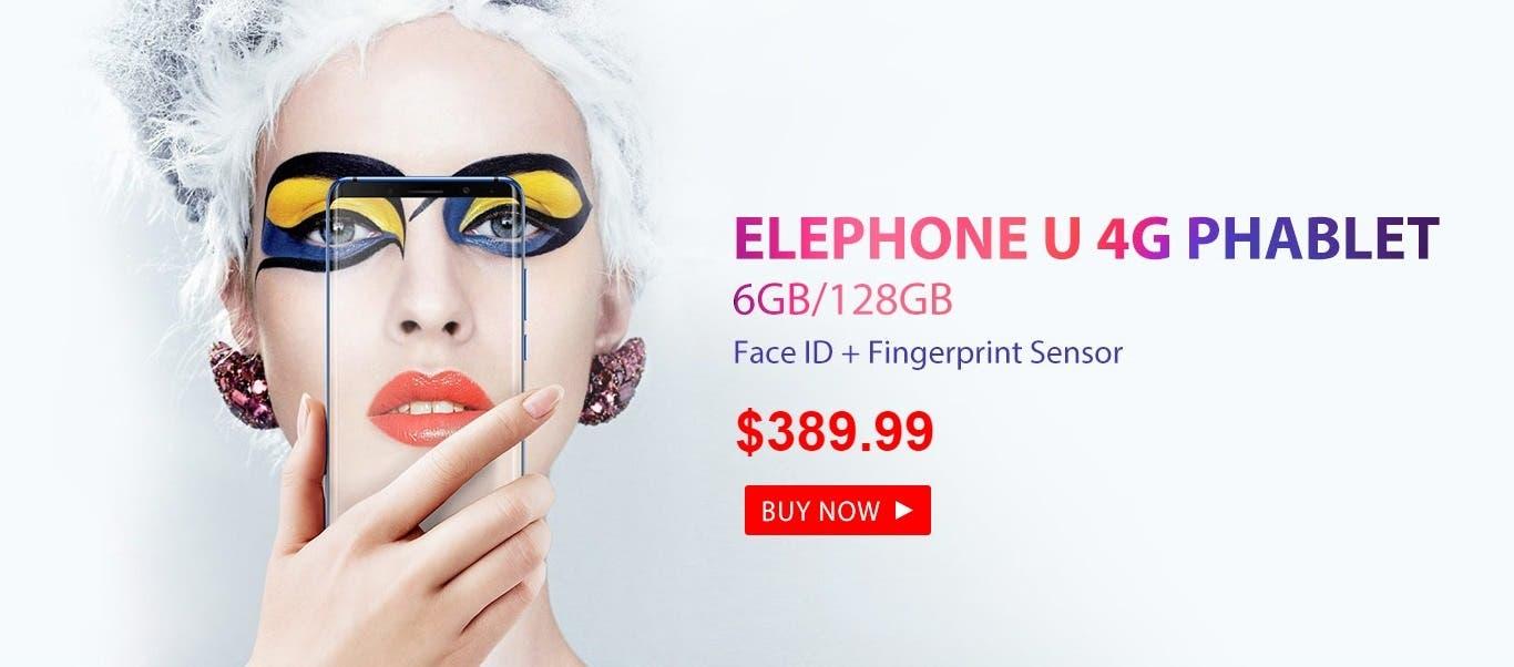 Elephone Gearbest