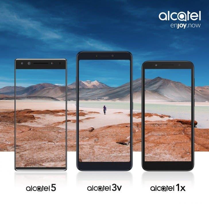 Alcatel 3V 5 1X