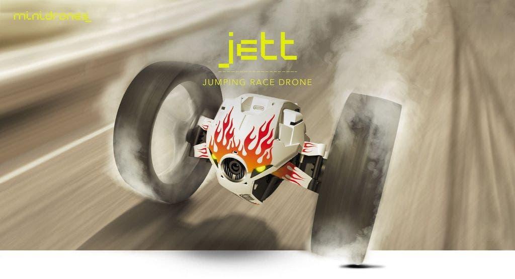 Parrot Jumping Race Jett