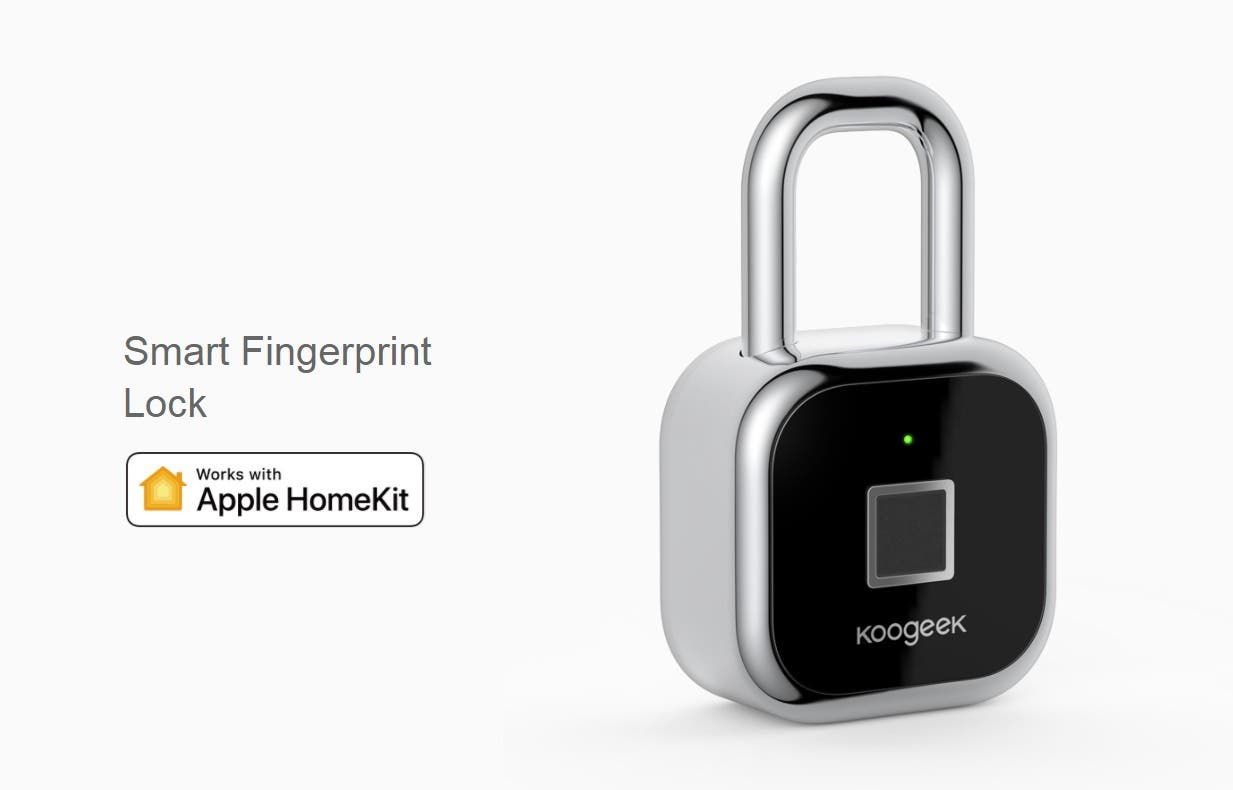 Koogeek L3 Smart Fingerprint Lock