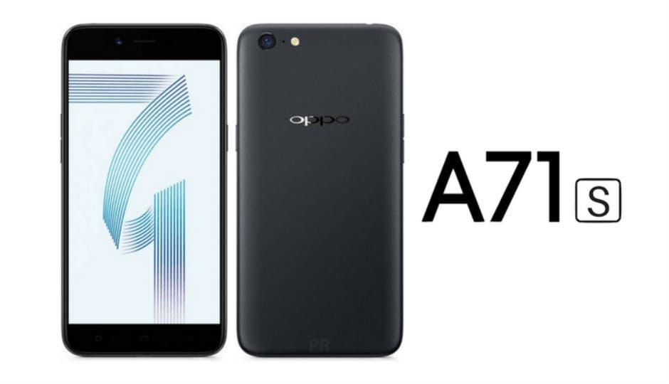 Oppo A71S