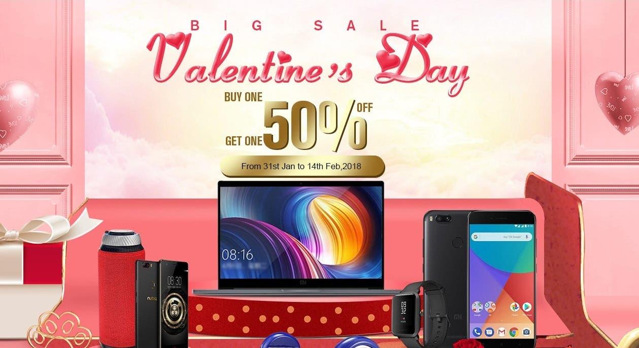Geekmaxi Valentine's Day